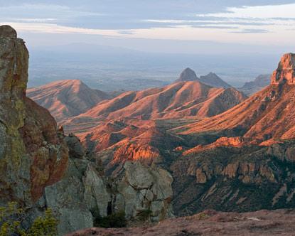 Big Bend National Park  National Parks in Texas  Big