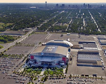 ATT Center San Antonio  San Antonio Spurs