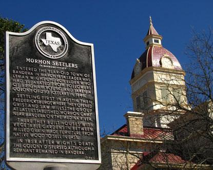 Bandera Texas  Things to do in Bandera TX