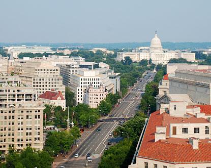 National Mall DC  Downtown Washington DC  Washington DC
