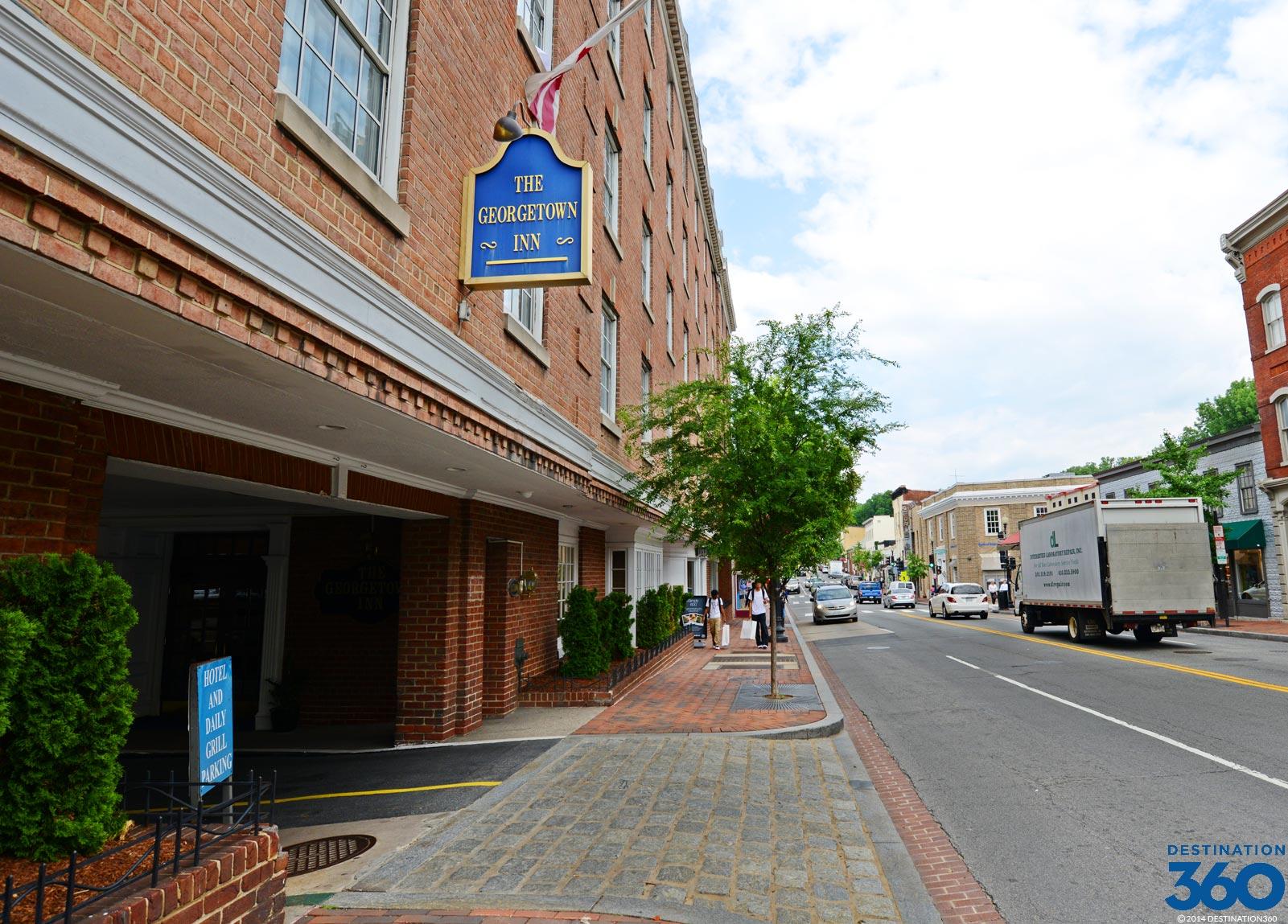 Georgetown Hotels  Georgetown DC Luxury Hotels