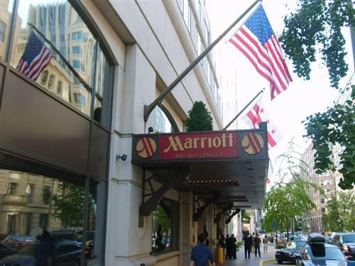 Washington Marriott At Metro Center Washington Deals  See Hotel Photos  Attractions Near