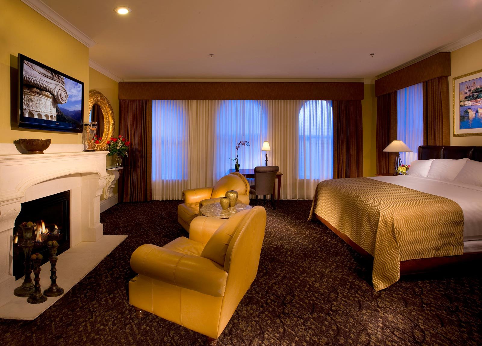 Spokane Hotels  Davenport Hotel Spokane