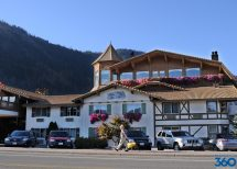 Enzian Inn - Hotels In Leavenworth Wa
