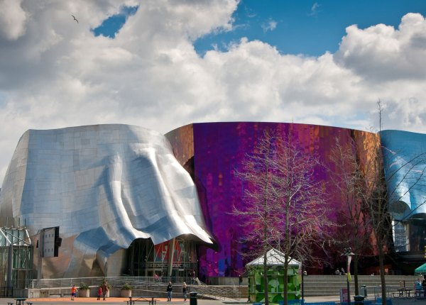 Experience Music Project - Science Fiction Museum