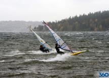 Seattle Windsurfing - Locations
