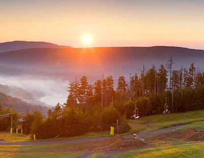 Snowshoe West Virginia