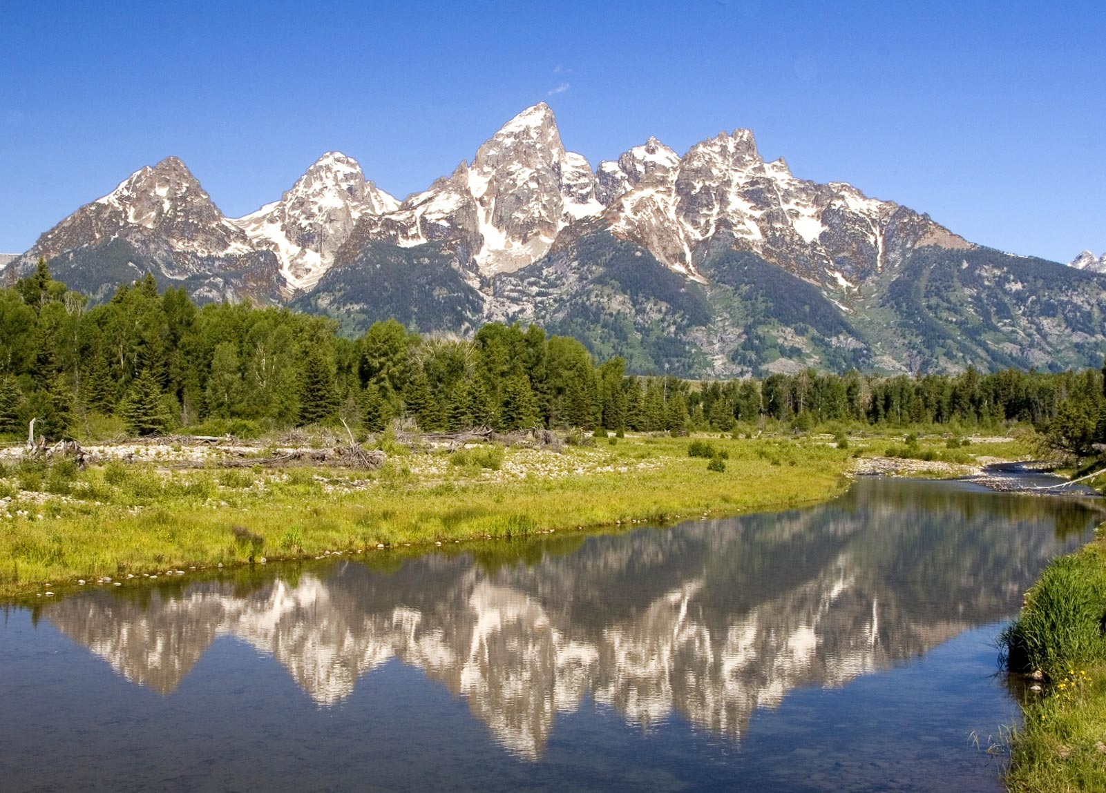 Rocky Mountains Wyoming