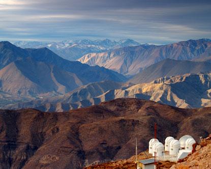 Valle de Elqui  Elqui Valley