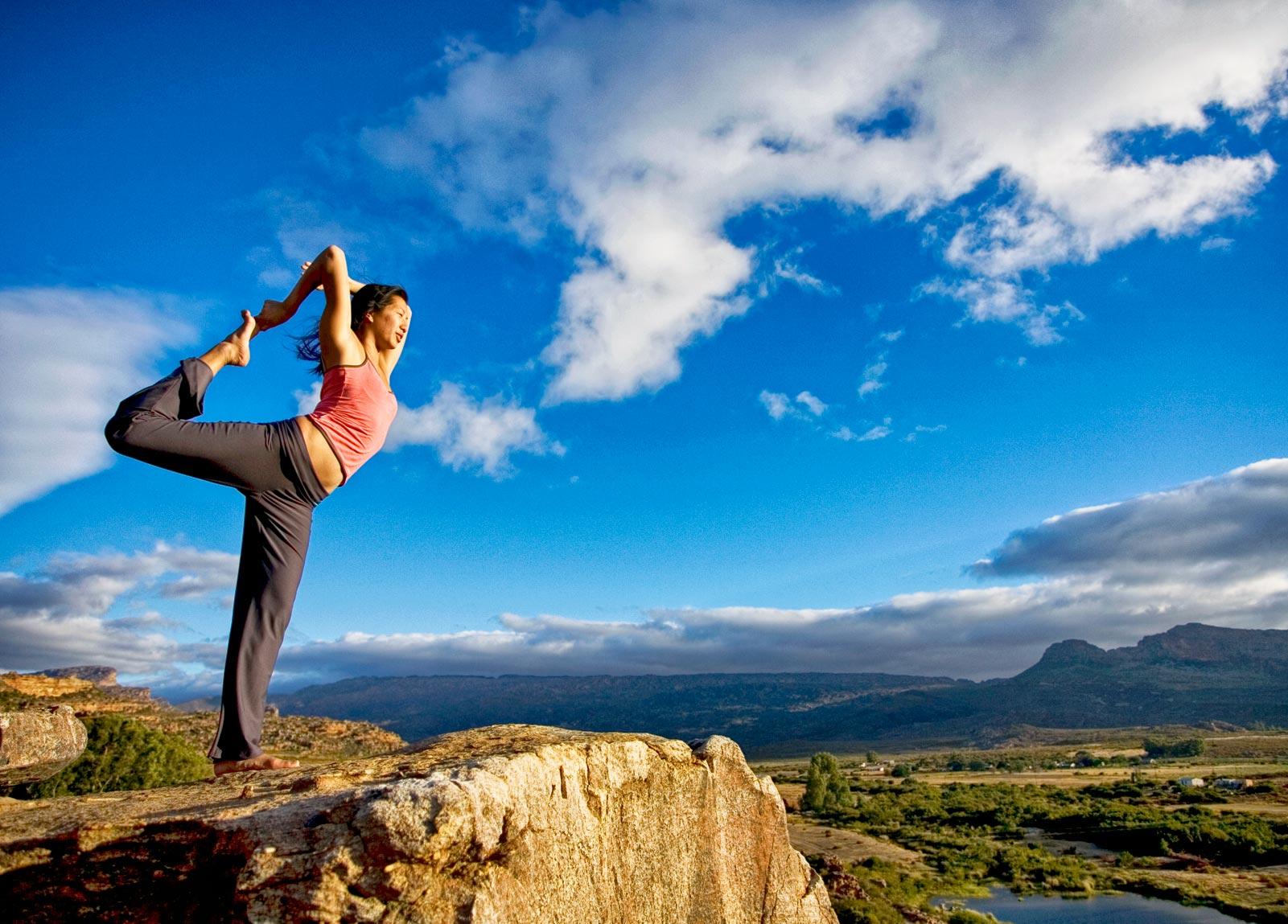 Yoga Vacations  Yoga Retreats