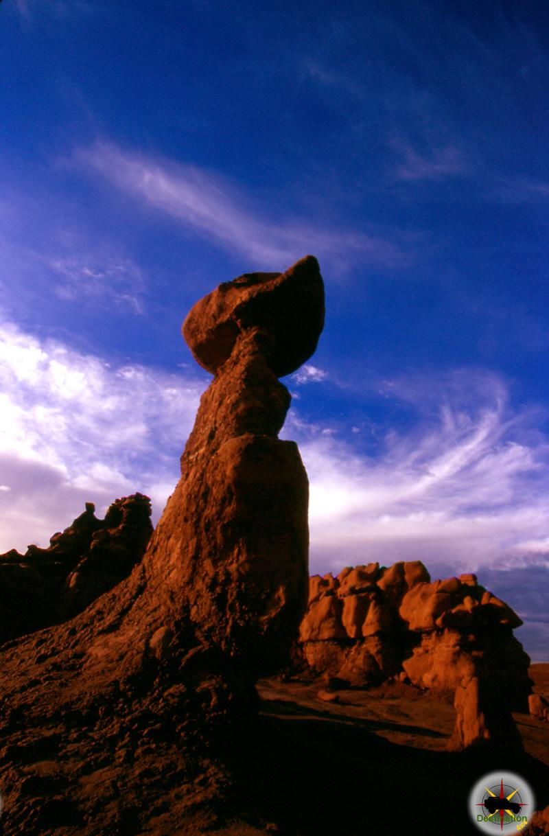 Valley Queen, Goblin Valley, Utah Photography by James L Rathbun