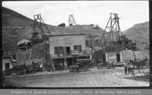 Rawhide, Nevada - 1915