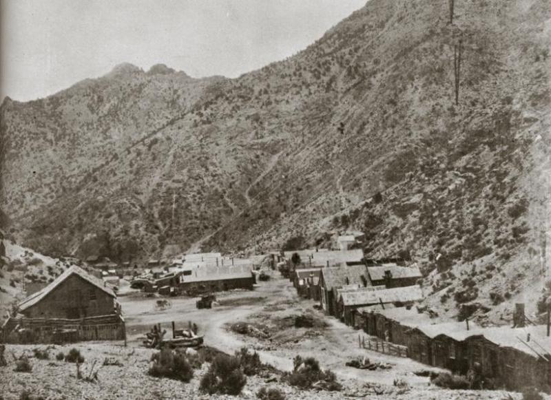 Tybo, Nevada - 1881