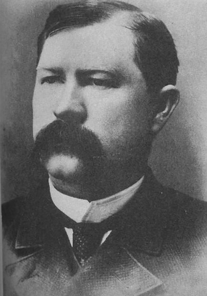 Virgil Earp 1843 -1905