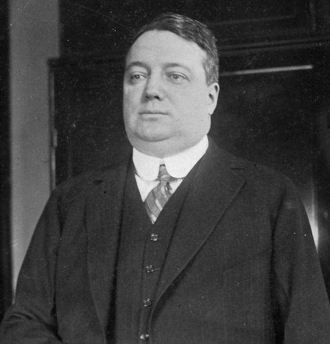Owner of the New York Giants baseball team and New York Giants soccer team Charles Stoneham