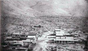 Mineral Park, Arizona @1880
