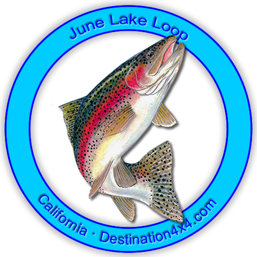Silver Lake Campground, June Lake Loop, Mono County, California