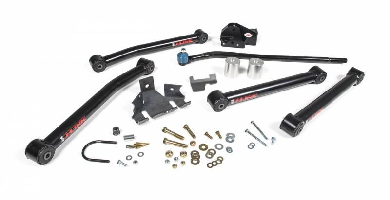 JSPEC Advanced Link Upgrade Kit 2007-2016 Jeep Wrangler JK