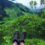 Trekking in the Cocora, Salento - Solo Travel In Colombia