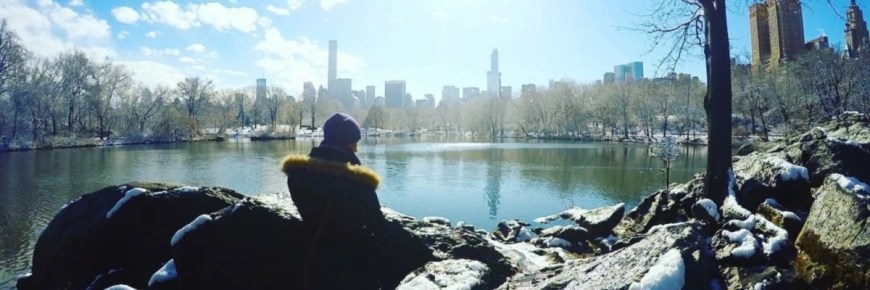 Falling In Love In New York City - A Long Way For A Date