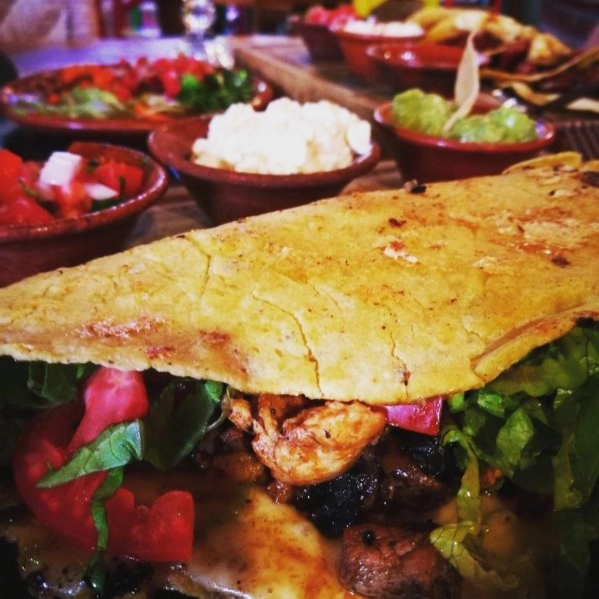 Destination Addict - The 'Muerte De Hambre' at La Lupe Cocina de Maiz y de Agave, San Cristobal De Las Casas, Mexico
