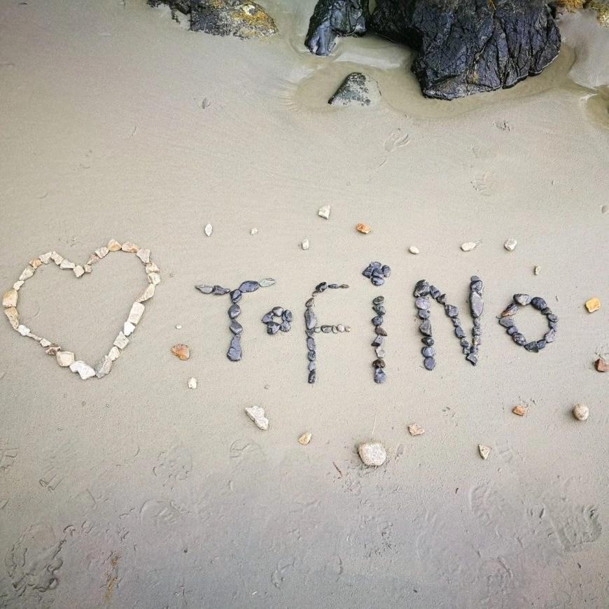 Destination Addict - Making memories in the sand, Tonquin Beach, Tofino, British Columbia, Canada