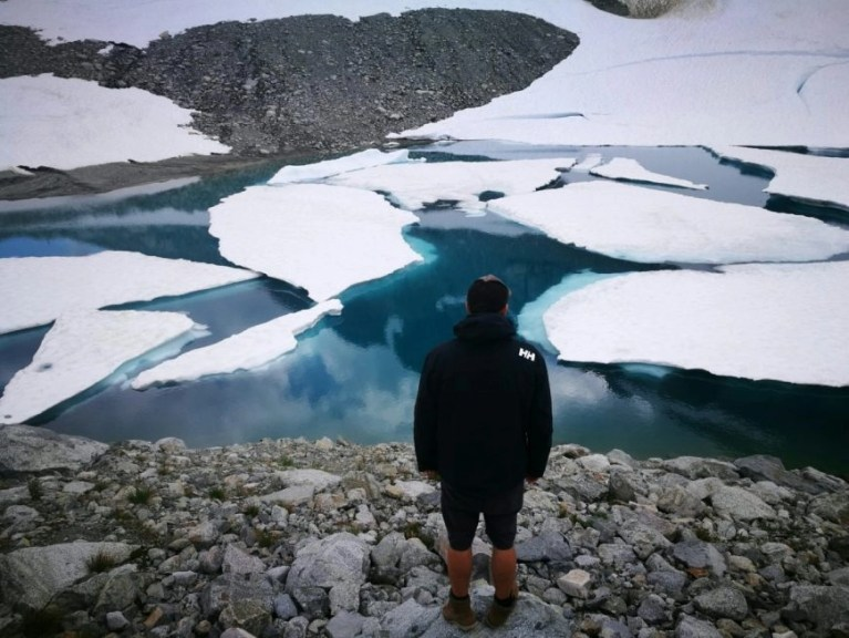 Destination Addict - Iceberg Lake, Whistler, British Columbia, Canada - 10 Canadian Lakes that will blow your mind