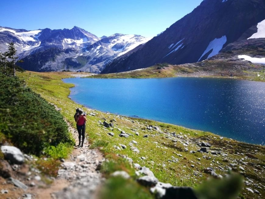 Destination Addict - Russet Lake, British Columbia, Canada - 10 Canadian Lakes that will blow your mind
