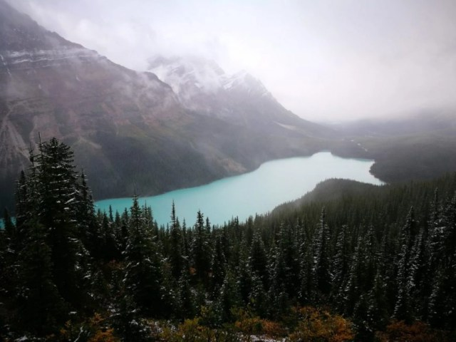 Destination Addict - Peyto Lake, Alberta, Canada