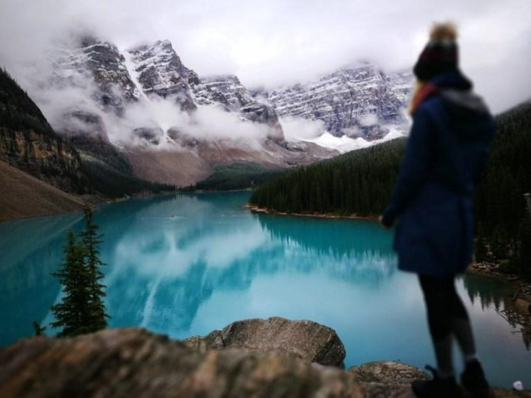 Destination Addict - Moraine Lake-, Alberta, British Columbia, Canada - 10 Canadian Lakes that will blow your mind
