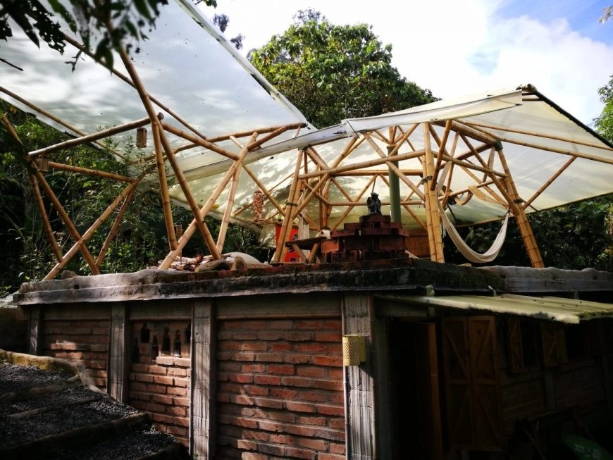 Destination Addict - Kasaguadua Eco-Lodge, a jungle haven! Salento, Colombia