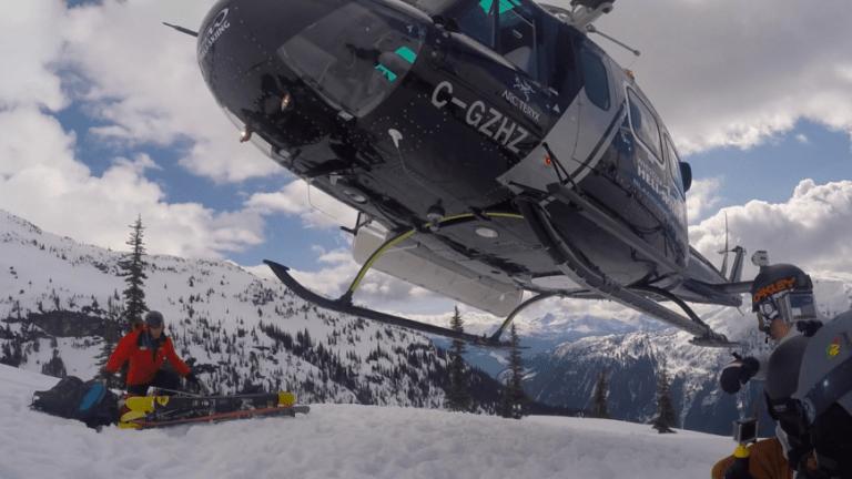 Destination Addict - Whistler Heli Ski - A True Bucket List Day