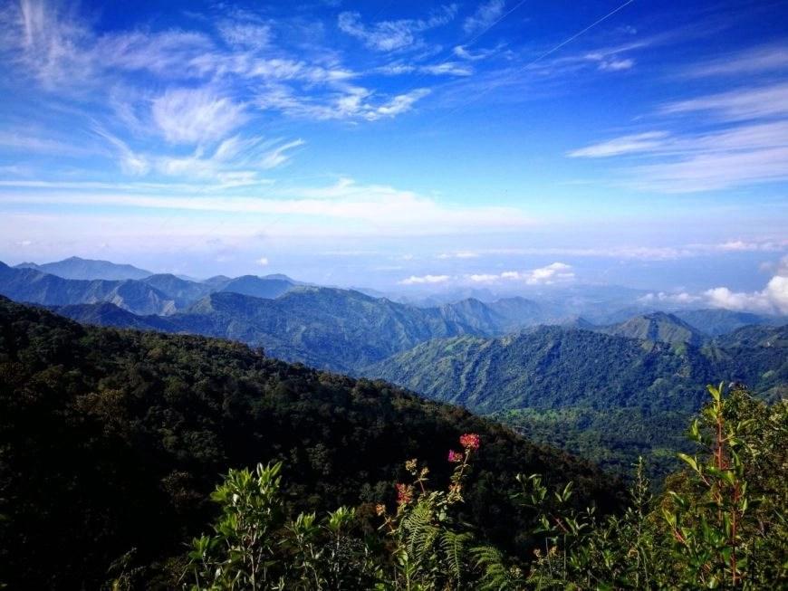Destination Addict - Soaking up the scenery, Cerro Kennedy Hike, Colombia