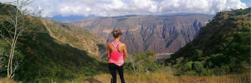 Hiking in Colombia - 5 Epic Experiences - Destination Addict