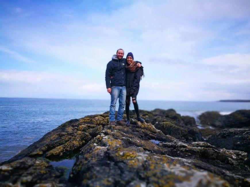 Adventure Travel Blog - Destination Addict in Nefyn, Wales.