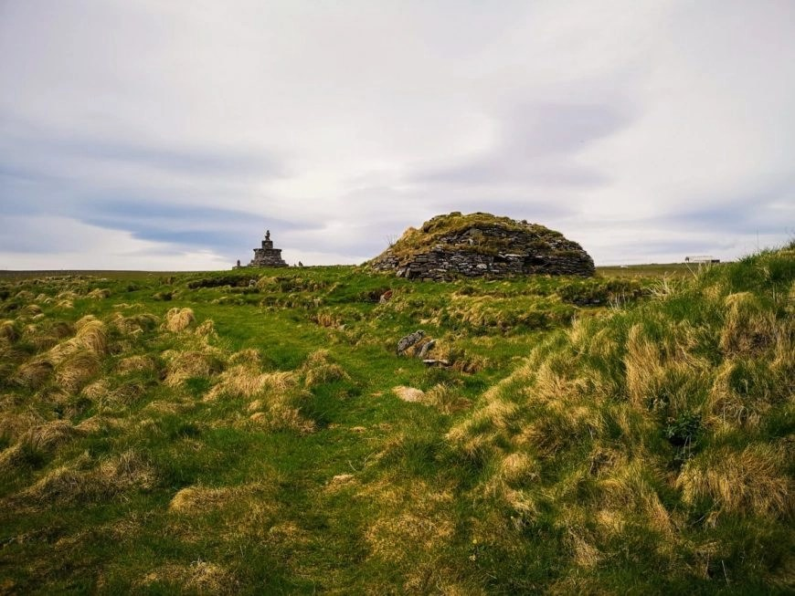 Mervyn's Tower at Nybster Broch, NC500 – An Epic Itinerary For Scotland's North Coast - Destination Addict