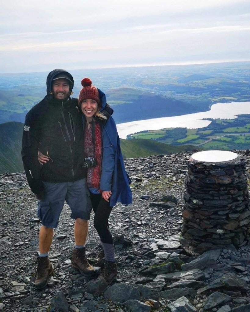 Smiles on Skiddaw - Lake District, UK - Destination Addict