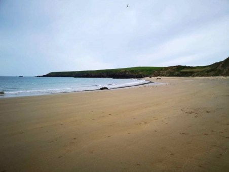 North Wales Beaches - Porth Oer (Whistling Sands). Wales, UK - Destination Addict