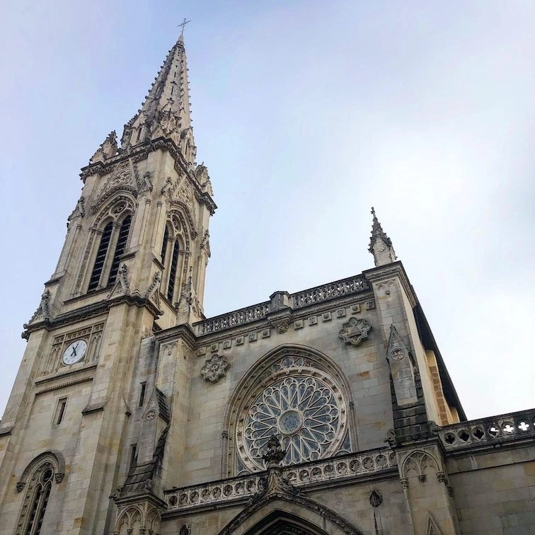 Why Visit Bilbao – Told Through Our Highlights - A view of Cathedral de Santiago - Destination Addict