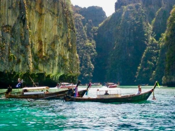 Thailand14 Enchanting Thailand in Photos Enchanting Thailand in Photos enchanting-thailand  travel Thailand temples Phuket photos Phi Phi Islands Maya Bay enchanting beaches