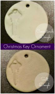 Key Ornament 24