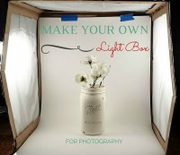 DIY Light Box for Photography