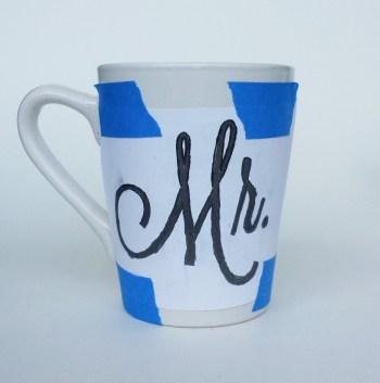 Mrs Mug Pattern