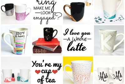 10-Minute Mugs | Tips, Tricks, and Designs to Make Beautiful Mugs in a Flash | 7 Unique Mug Tutorials | Plus 18 Mugs Patterns