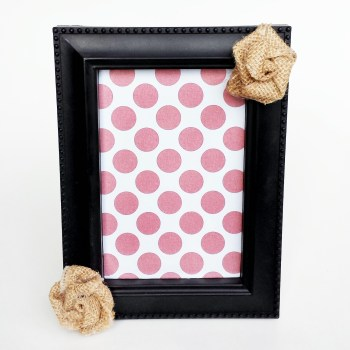 How to Make Your Own Dry Erase Board with a Picture Frame | Create a Dry Erase Board for To Do Lists, Grocery Lists, and More with a Picture Frame and Scrapbook Paper