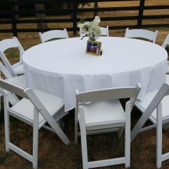 White Folding Chairs Mexican Leather Destination Events Resin