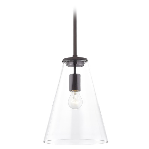 Design Classics Matta Neuvelle Bronze Pendant Light with