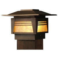 Kichler Low Voltage Post Deck Light | 15071OZ ...
