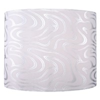 Silver Drum Lamp Shade with Uno Assembly | SH9495 ...