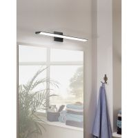 Eglo Tabiano Matte Black LED Bathroom Light | 202075A ...